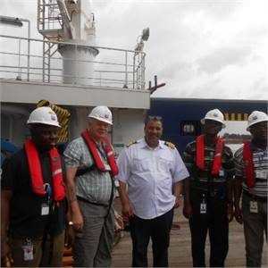 Master/Captain experienced with self-elevating lift-boats and offshore support vessels